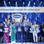 Vinamilk 2 năm liền đứng đầu top 100 nơi làm việc tốt nhất Việt Nam