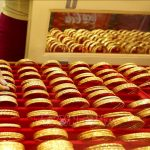 Giá vàng châu Á tăng cao sau khi Mỹ dọa tăng thuế với hàng hóa Trung Quốc