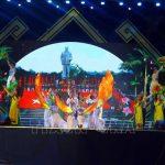Kỷ niệm 129 năm Ngày sinh Chủ tịch Hồ Chí Minh: Khai mạc Lễ hội Làng Sen