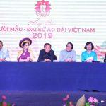 NTK Việt Hùng công bố cuộc thi Người mẫu – Đại sứ áo dài Việt Nam quy tụ dàn khách mời khủng