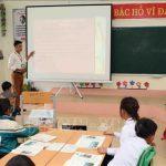 Giáo viên lớp 1 còn lúng túng chương trình giáo dục phổ thông mới