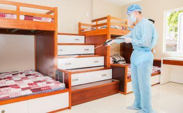 Thẩm mỹ viện Ngọc Dung tự chủ động cách ly tập trung nhân viên sau nghỉ Tết-doisongvanhoa-